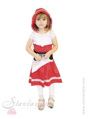 Красная шапочка - горох