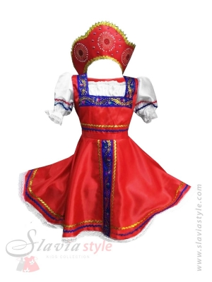 Русская красавица - тесьма